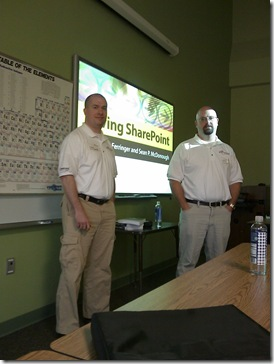 """Saving SharePoint"" with Sean and John"