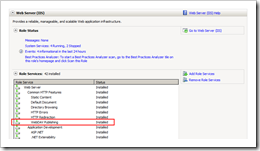 SharePoint, WebDAV, and a Case of the 405 Status Codes – The