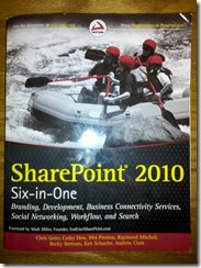 SharePoint 2010 Six-In-One Cover