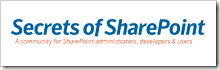 Secrets of SharePoint logo