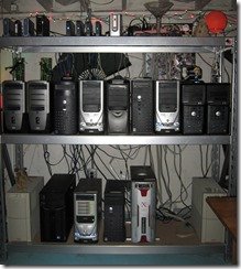 Servers in 2010