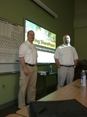 "John and Sean ""Save SharePoint"""